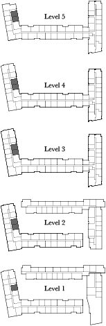 Floor Level Plans A2.2 Ivy